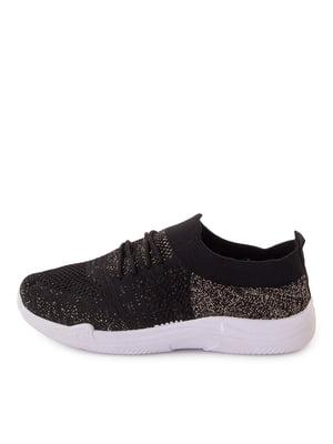 Кросівки чорні | 5731383