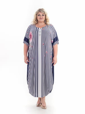Платье в полоску | 5731410