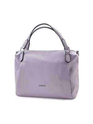 Сумка фіолетова | 5717415