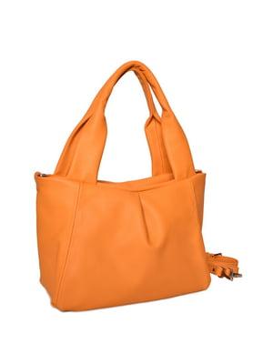 Сумка оранжевого цвета | 5731609