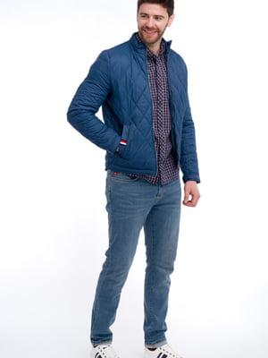 Куртка синяя | 5730612