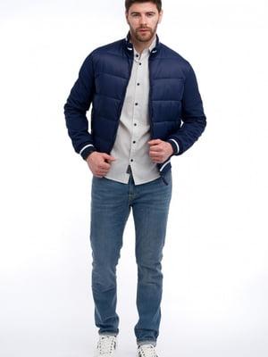 Куртка темно-синяя   5730613