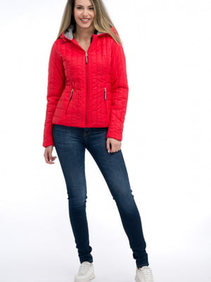 Куртка червона | 5730579