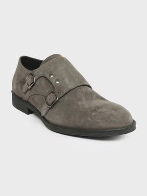 Туфли серые | 5717529