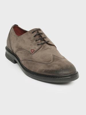 Туфли серые   5717546