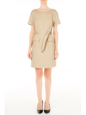 Сукня бежевого кольору | 5731146