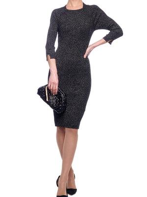 Сукня сталевого кольору | 5731154
