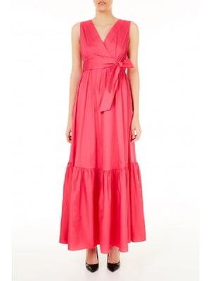 Сарафан рожевого кольору | 5731167