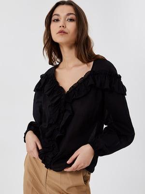 Блуза чорна | 5731205
