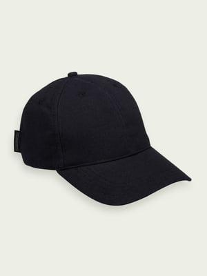 Бейсболка чорна | 5731143