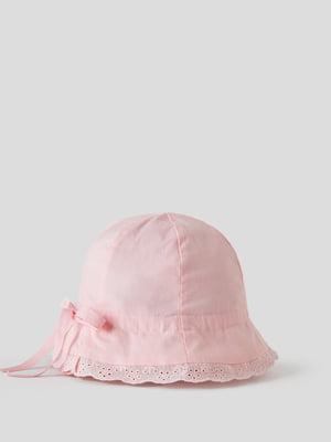 Панамка розовая   5732703