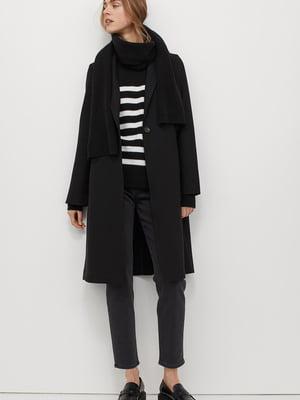 Пальто черное | 5733504