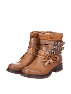 Ботинки светло-коричневые | 5733515