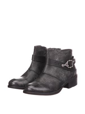 Ботинки черные | 5733523