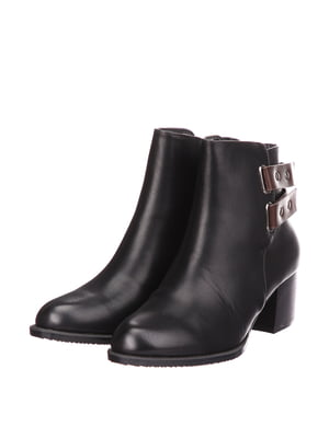 Ботинки черные | 5733526