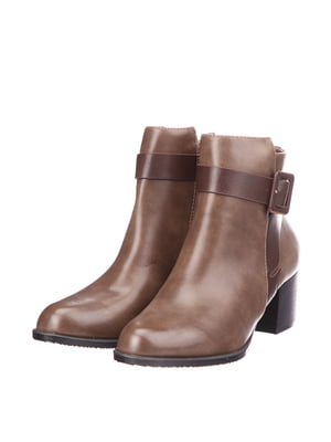 Ботинки коричневые | 5733532