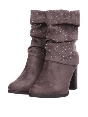 Ботинки серые | 5733550