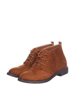 Ботинки светло-коричневые | 5733570