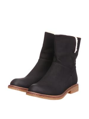 Ботинки черные | 5733577