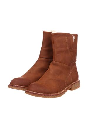 Ботинки светло-коричневые | 5733579