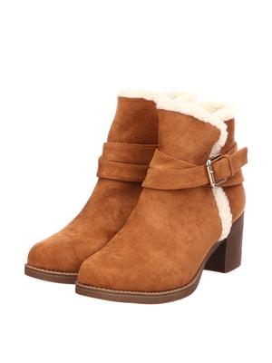 Ботинки светло-коричневые | 5733583