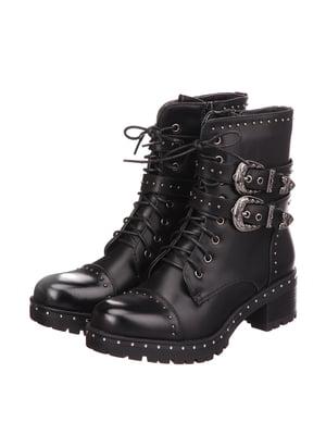 Черевики чорні | 5733586