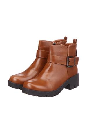 Ботинки светло-коричневые | 5733597