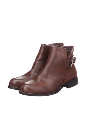 Черевики коричневі   5733600