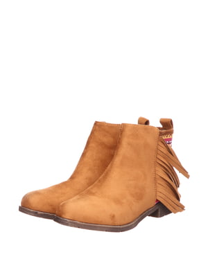 Ботинки светло-коричневые   5733603