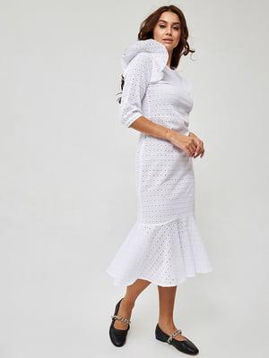 Сукня молочного кольору | 5733679