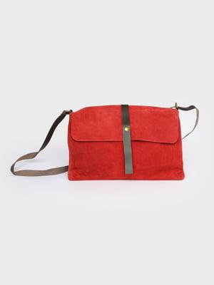 Клатч червоного кольору | 5716155