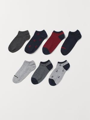 Набор носков (7 пар) | 5733930