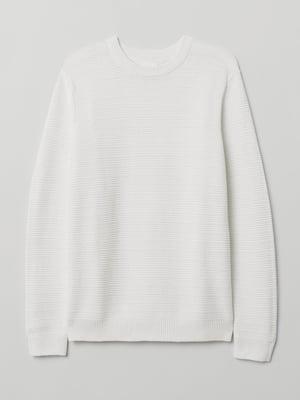 Джемпер белый | 5733943