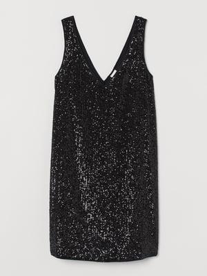 Платье с пайетками | 5734189