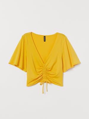 Топ жовтий | 5734236