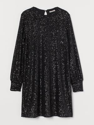 Платье черное | 5734357