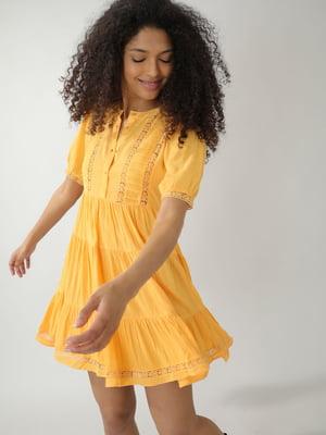 Платье желтое | 5733764