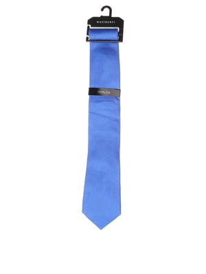 Галстук синий   5549155