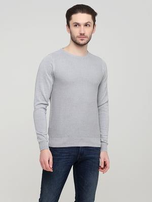 Джемпер серый   5656430