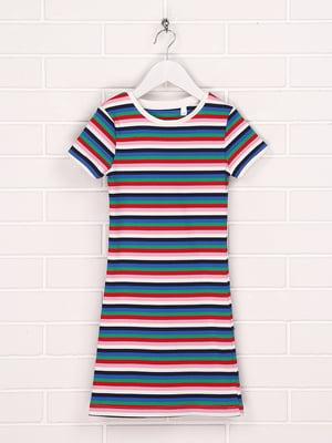 Платье в полоску | 5707378