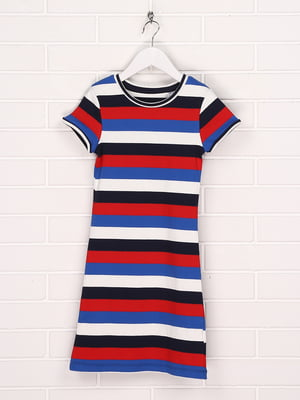 Платье в полоску | 5707382