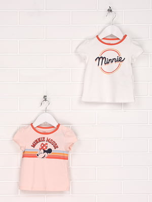 Набір футболок (2 шт) | 5707431