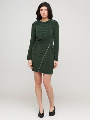 Платье зеленого цвета | 5715863