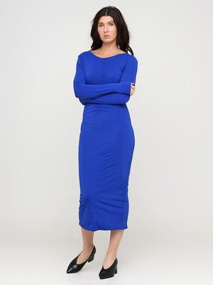 Платье синее | 5715876