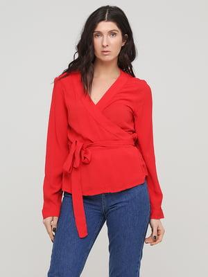 Блуза красного цвета | 5715887