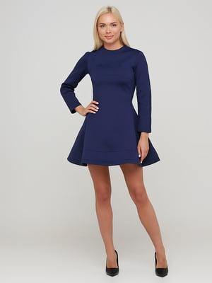 Платье синее | 5715912