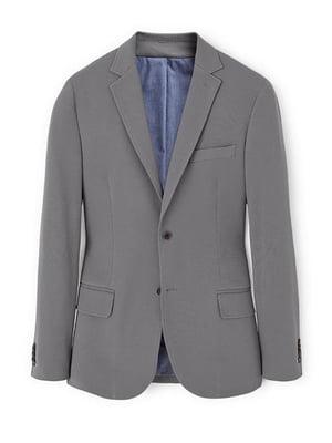 Піджак сірий | 5715981