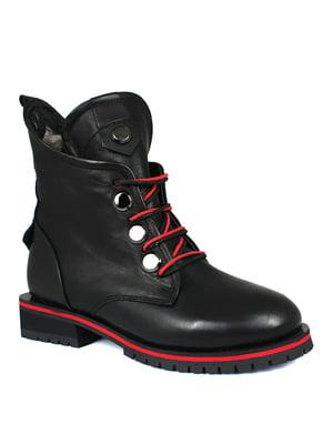 Черевики чорні | 5317895