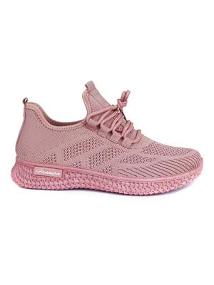 Кросівки рожевого кольору | 5735195