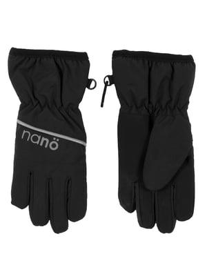 Перчатки черные   5525299